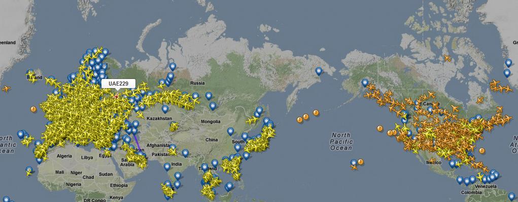 нужные программы количество самолетов в воздухе самом деле, друзья